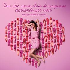 Site novo no ar!   www.petitejolie.com.br