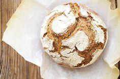 Golubka: Sprouted Sourdough Bread for Fermentation Week