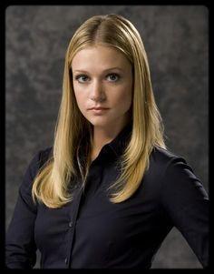 A. J. Cook alias Jennifer Jareau.