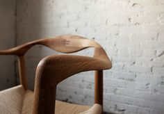 The NaMu (Korean for 'tree') chair's fluid shape adapts natural curves inspired…