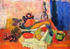 Henri Matisse - Still Life