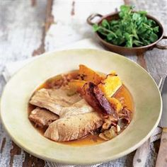 Pot-roast wild boar and pumpkin Recipe | delicious. Magazine free recipes