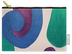 Carry-All Pouch - Mardi Gras