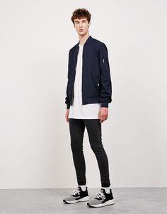 Super skinny jeans - Super Skinny - Bershka United Kingdom