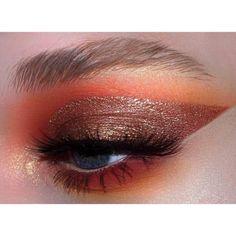 Eye Makeup Ideas. Eye Makeup Inspirations. Eye Makeup Looks. #eyemakeupideas #eyemakeup #makeuplovers #makeupinspirations #makeupideas