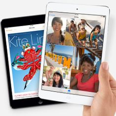 LG G Pad Google Play Edition Versus iPad Mini With Retina Display