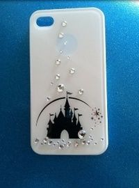 9. Technology I couldn't live without #EsuranceDreamRoadTrip ~ iPhone with my Disney Dream case ♥