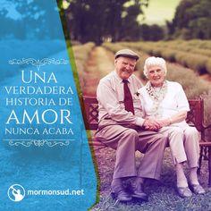 Una verdadera historia de amor nunca acaba