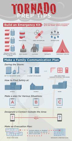 Tornado-Preparation-Tips #emergency #tornado #prepper