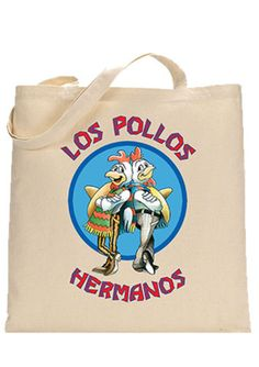 Breaking-Bad-Tote-Bag-Los-Pollos-Hermanos-Borse
