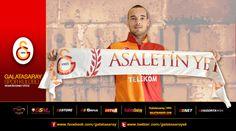 Wesley Sneijder @Galatasaray :)