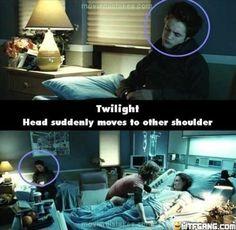Another Twilight Movie Mistake..