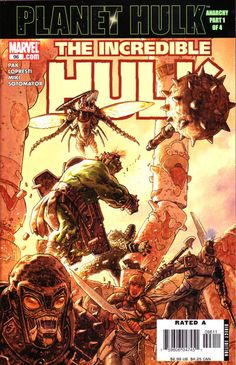 Cover for Incredible Hulk (Marvel, 2000 series) #96
