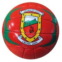 The GAA Store New Mayo County GAA Ball (Large) Psg, Easter Cake, Soccer Ball, Ireland, Sporty, European Football, Irish, European Soccer, Soccer