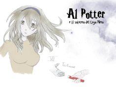 (1) Al Potter e il Mistero del Lago Nero _ RE:boot - pagina 4 - Fan Fiction