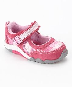 Another great find on #zulily! Pink Dawn Mary Jane by Stride Rite #zulilyfinds