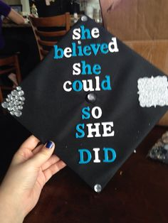 ! Graduation Cap!