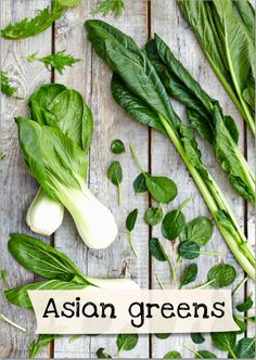 Want to learn more about Asian greens? Sign up for Jamie Oliver's Kitchen Garden Project at http://www.jamieskitchengarden.org/!