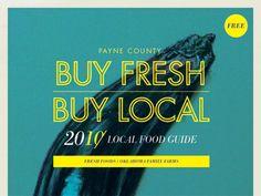 Dribbble - Buy Fresh / Buy Local Food Guide by Sean Ball