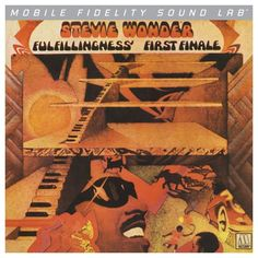 STEVIE WONDER - FULFILLINGNESS' FIRST FINALE (NUMBERED LIMITED EDITION Vinyl LP)