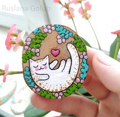 Printing Ideas Useful Wooden Fridge Magnets Gifts Projects For Kids, Art Projects, Arte Pallet, Wood Slice Crafts, Wow Art, Wood Slices, Tree Slices, Wood Ornaments, Cute Pins