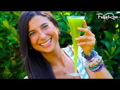 FullyRaw RefreshMINT Mojitos! (Juice Recipe) - YouTube