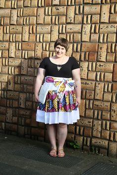 Toodaloo Katie: French Curves - Wow en Wax!