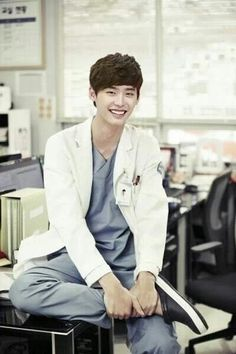 If he is my Doctor.... I don't want a fast recovery... Oh LJS