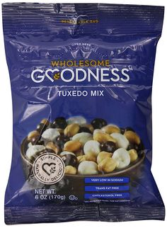 Wholesome Goodness Trail Mix, Tuxedo ** New and awesome product awaits you, Read it now  : Fresh Groceries