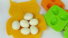 ToyCheff cook Egg Car with boiled Quail eggs doll play icecream disney s...