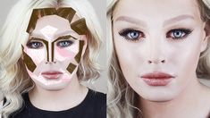 JHContour - How to Contour and Highlight Your Face (+playlist) The Best application yet!!