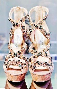 Beautiful shoes by jimmy Choo! Jimmy Choo, Cute Shoes, Me Too Shoes, Fancy Shoes, Pretty Shoes, Just Keep Walking, Shoe Closet, Crazy Shoes, Beautiful Shoes