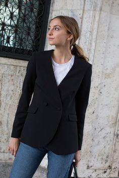 HOURGLASS JACKET - FashionMugging