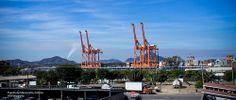 El Puerto comercial mas importante de México.
