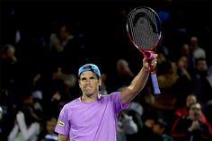Tommy Haas upsets Novak Djokovic, 6-2, 6-4