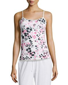Pink+Panther+Pajama+Camisole,+Candy+Pink+by+Cosabella+at+Neiman+Marcus.