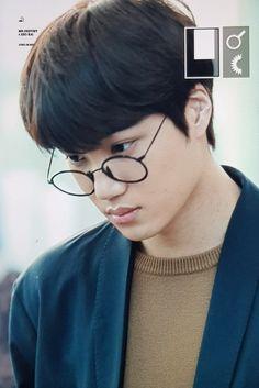 Cre: the owner/as logo Exo Kai, Chanyeol, K Pop, Exo Korean, Kim Minseok, Chinese Boy, Dance Music, Super Powers, Boy Bands