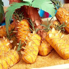 Kids' Parties: Throw a Hawaiian Luau