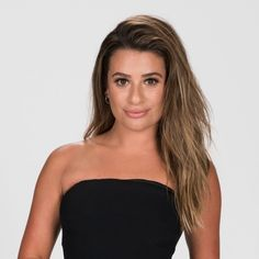 Lea Michele poses for portraits during the 2017 Summer TCA Press Tour