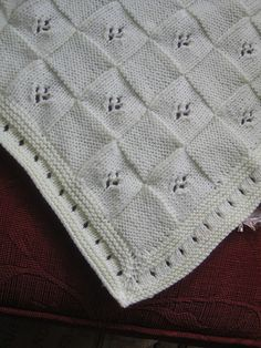 Ravelry: Baby Blankets pattern by Sirdar Spinning Ltd.