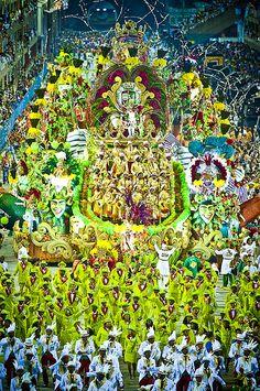Carnaval / Rio de Janeiro