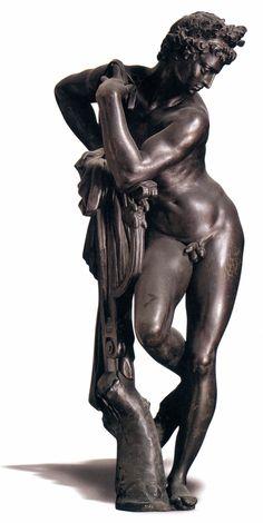 Giambologna, Apollo date unknown, Bronze Palazzo Vecchio, Florence