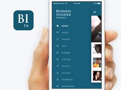 Business Insider France by Martin Berbesson