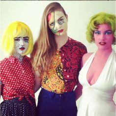art costumes
