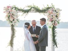 Real Wedding Vows You'll Love | Photo by: Ashley Seawell Photography | TheKnot.com
