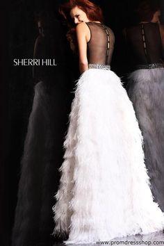 Sherri Hill 21006 at Prom Dress Shop