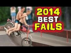 BEST 100 FAILS of the Year 2014 | Swag Viral Video Best Fails, Pinterest For Business, Better One, Just Amazing, Viral Videos, Cool Photos, The 100, Swag