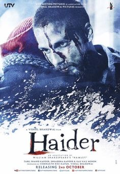 Haider trailer released featuring Shahid and Shraddha Kapoor
