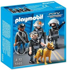 Arrestatieteam Playmobil 5565 Arrest Team Playmobil 5565 New! Listing in the Playmobil,Pre-School & Young Kids,Toys & Hobbies Category on eBid Netherlands