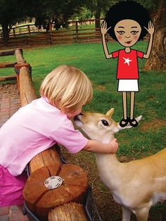 All done with the planes and now I'm chilling with the really cute deer at Johannesburg Zoo. I love animals!!! #zibu #heritagemonth #southafrica  http://tinyurl.com/ny3p76p